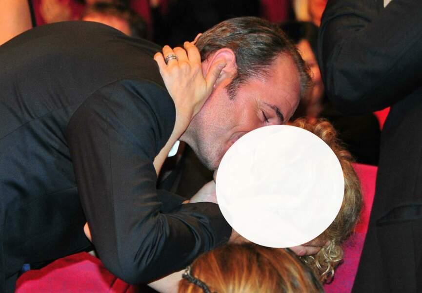 Jean Dujardin fou de joie…