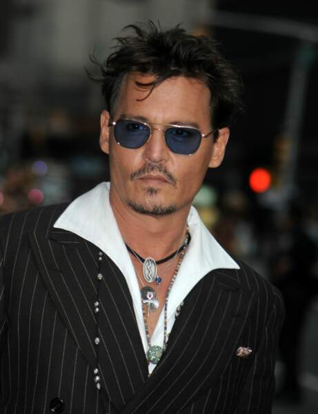 La barbe de Johnny Depp