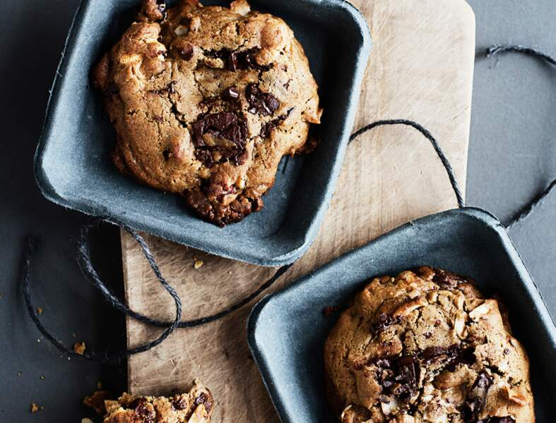 Cookies light au chocolat