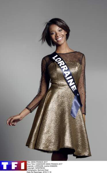 Miss Lorraine - Justine Kamara