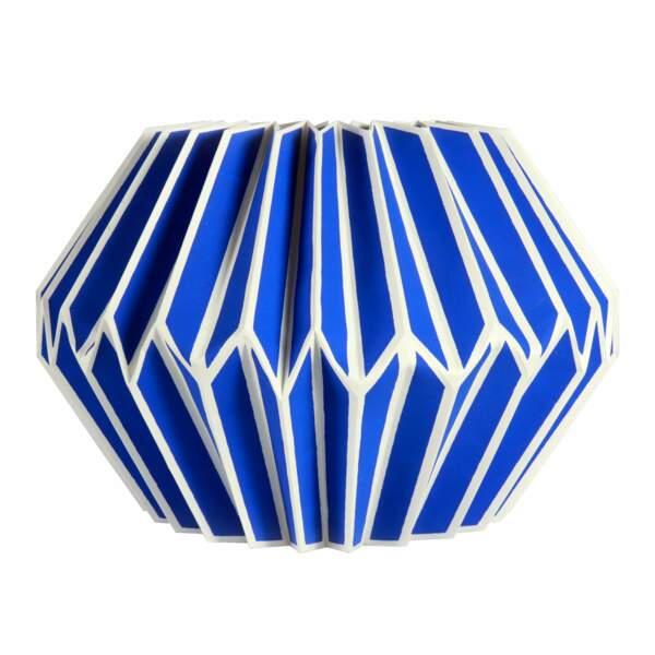 Un vase origami