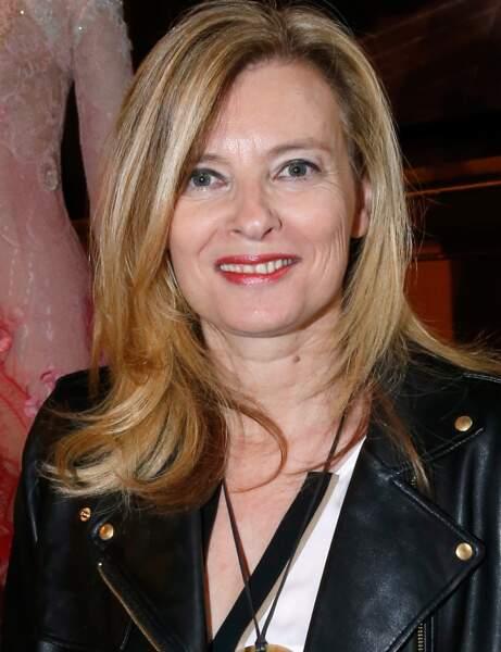Valérie Trierweiller après sa rupture
