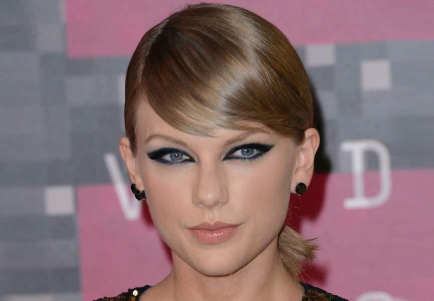 Le look panthère de Taylor Swift