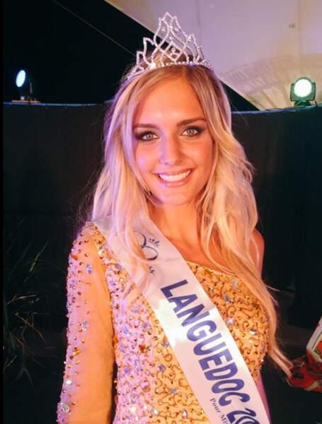 Lena Stachurski, Miss Languedoc