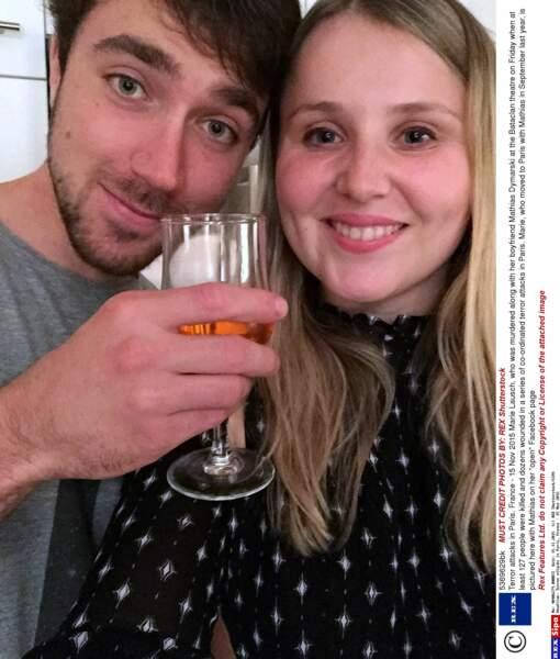 Marie et Mathias, 22 et 23 ans