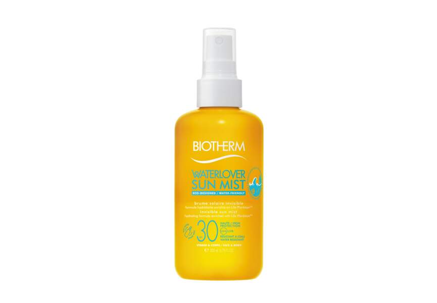 La Waterlover Sun Mist IP 30 Biotherm
