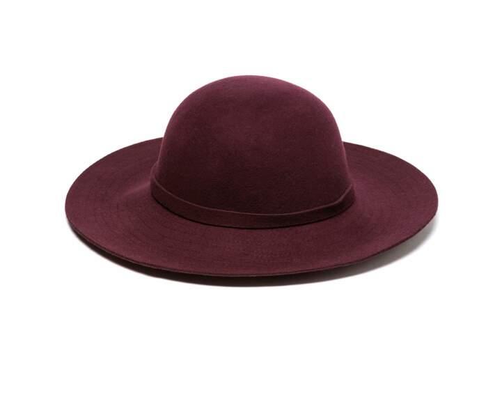 Le chapeau chic