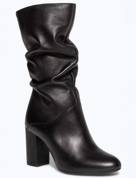 Tendance bottes d'hiver : glamour
