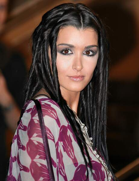 Ses dreadlocks aux NRJ Music Awards de 2007
