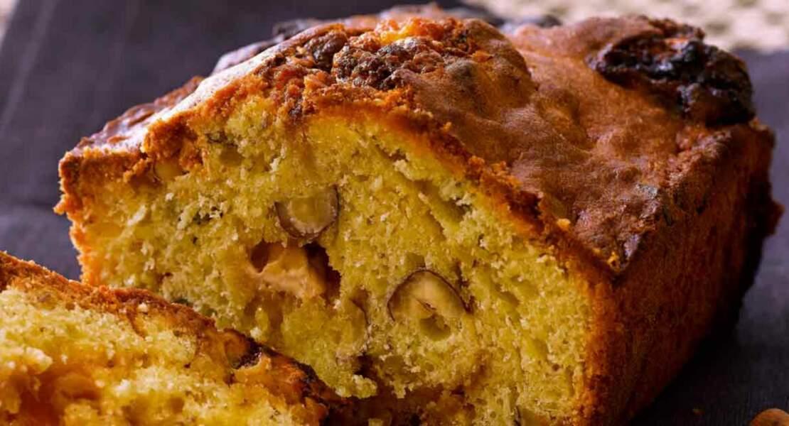 Cake de Sophie Dudemaine au nougat