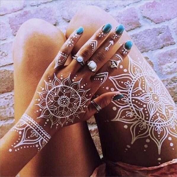 Revisiter le henné