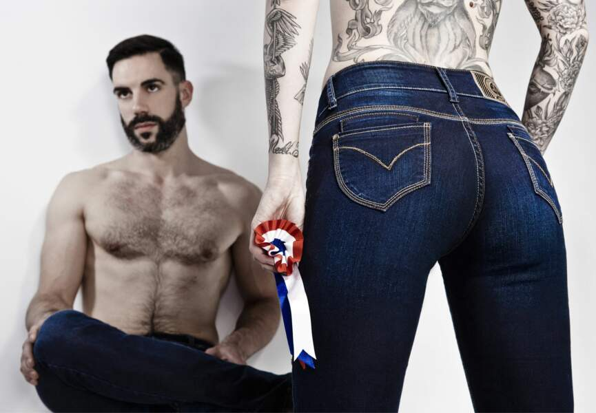 Les jeans frenchy de French Appeal