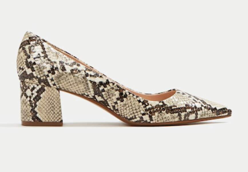 well known later wholesale online Talon carré : 10 paire de chaussures ultra tendance à avoir ...
