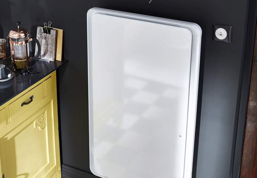 Nos poêles et radiateurs pour l'hiver : le radiateur gain de place
