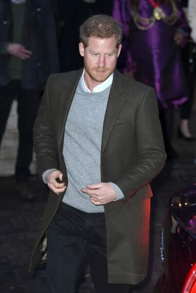 Rien à redire, le style du Prince Harry a bien changé et il est plutôt classe comme cela