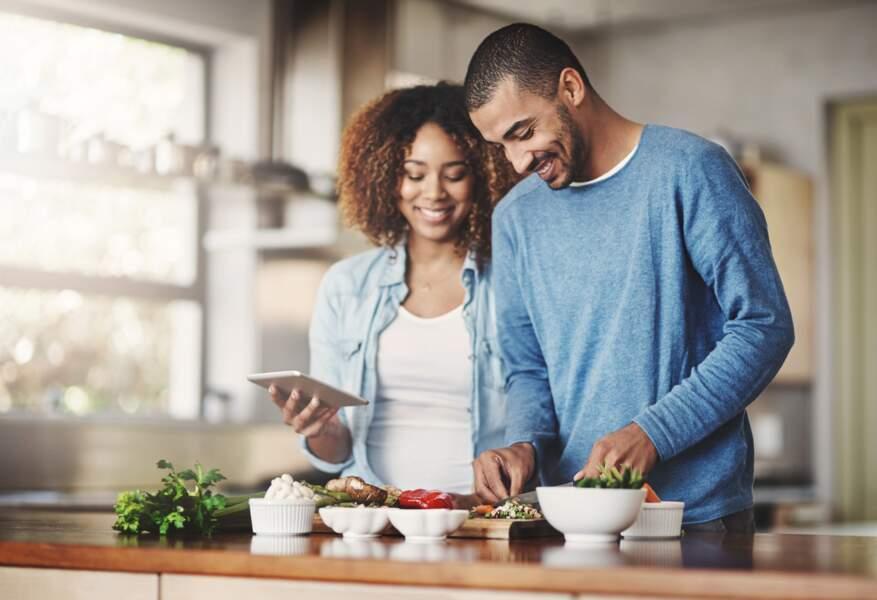 S'orienter vers un rééquilibrage alimentaire pas à pas