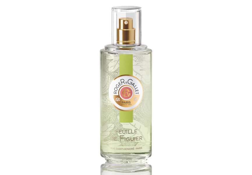 Eau Parfumée Bienfaisante Feuille de figuier de Roger & Gallet