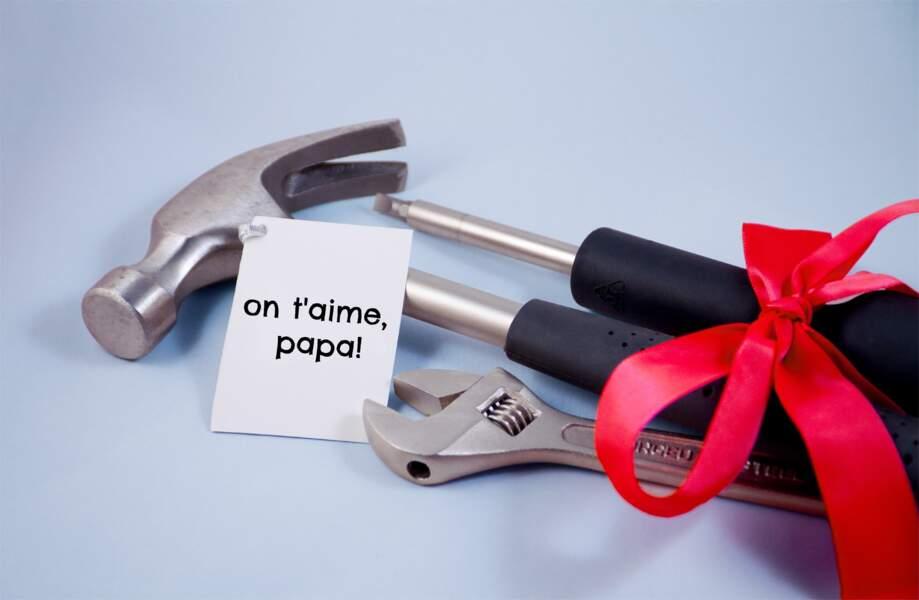 Cadeaux pour la fête des pères: nos coups de coeur.