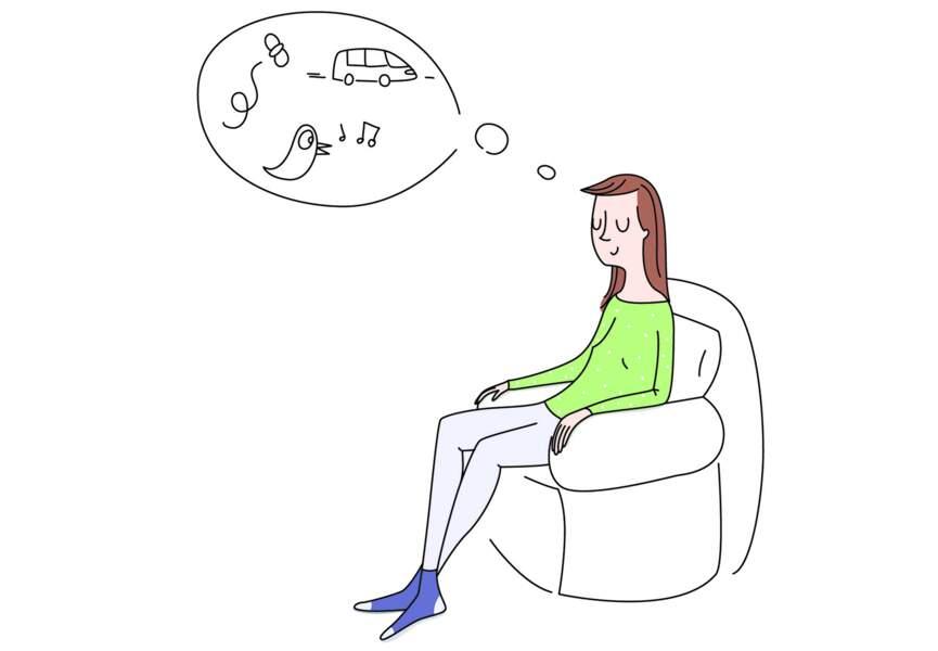 """""""A l'écoute"""" : pour calmer l'agitation des pensées"""