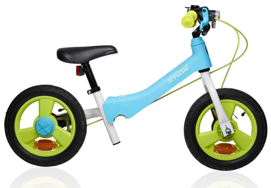 Petit vélo pour grands intrépides