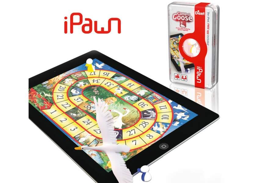Jeux de pions sur iPad