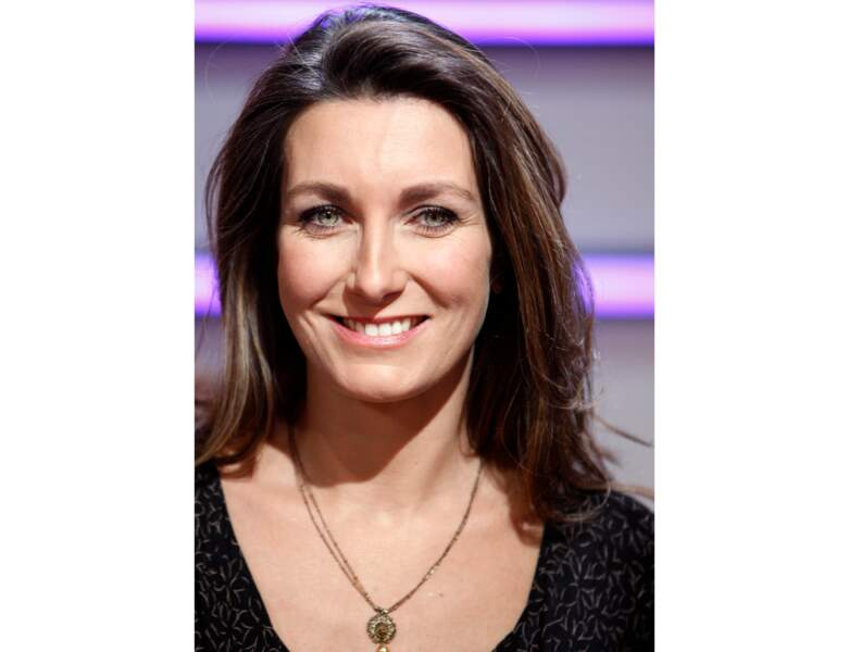 Anne-Claire Coudray en 2012