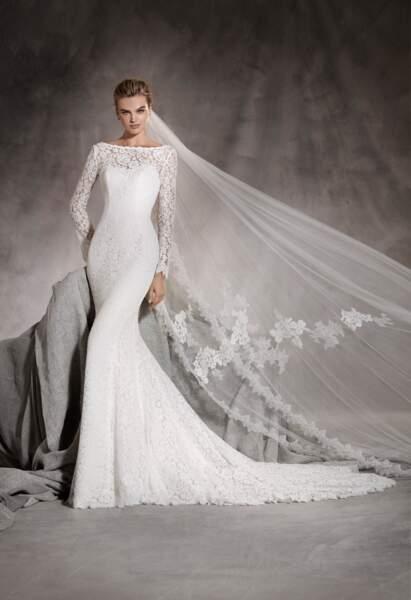 Robe de mariée Pronovias : Amor