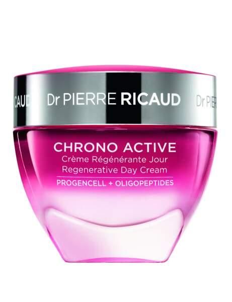 Crème régénérante jour Chrono Active de Dr Pierre Ricaud