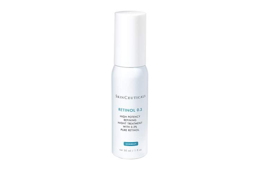 Retinol 0.3, Skinceuticals,  : nos chouchous contre les rides