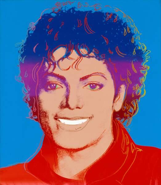 Expo : Michael s'affiche