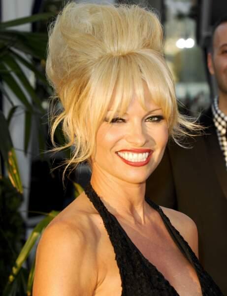 Pamela Anderson a une peur inexpliquée des...