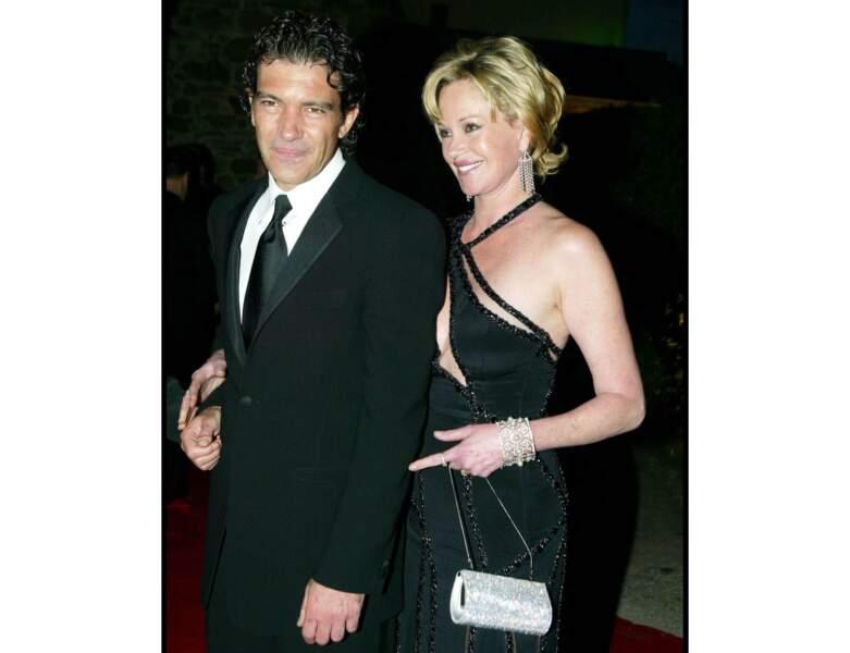 Le voici avec sa femme au Festival de Cannes de 2004