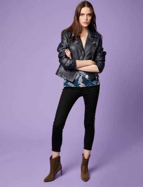 La veste style Perfecto
