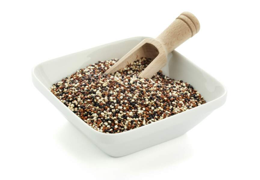 Le quinoa, un super aliment pour la ligne