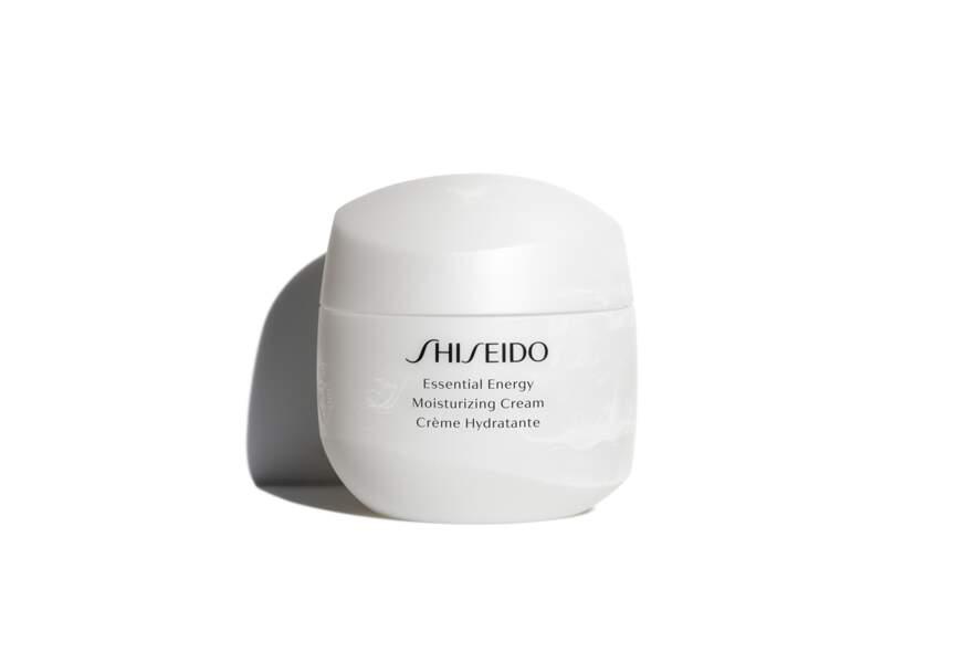 Crème hydratante Essential Energy Shiseido
