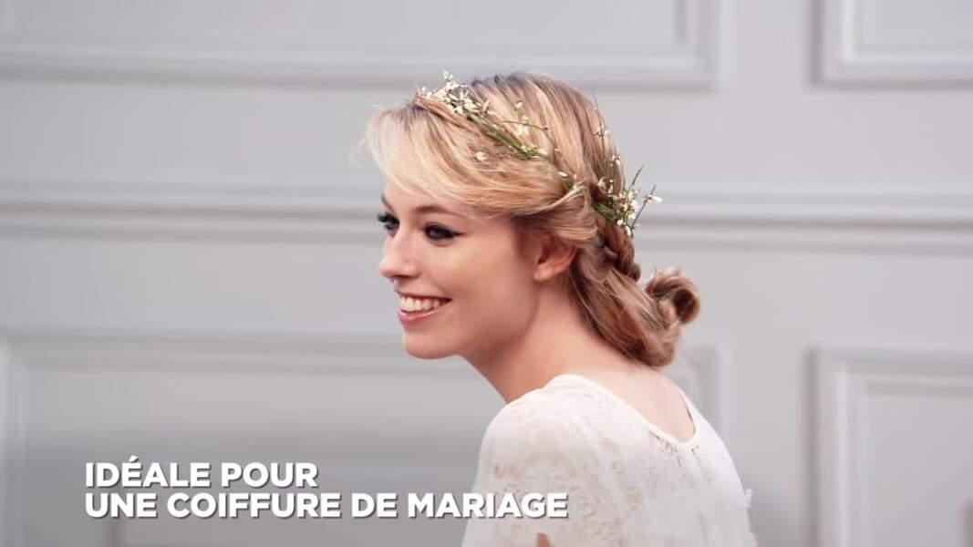Quel chignon de mariage pour moi ? Des tutoriels repérés sur Youtube - Femme Actuelle