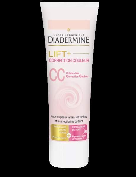 Une CC pour raffermir la peau
