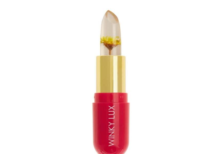 Le Flower balm lip stain Winky Lux