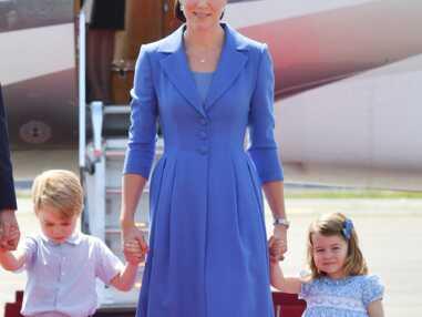 Kate et William : Charlotte et George, irrésistibles en Allemagne