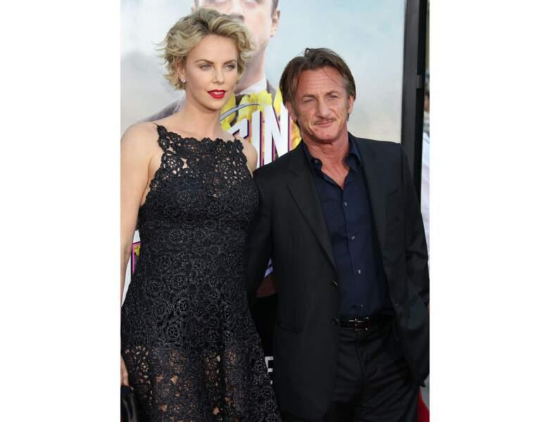 La voici avec Sean Penn en 2014, son compagnon de l'époque