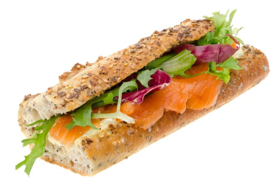 Au régime, on n'a pas droit aux sandwichs