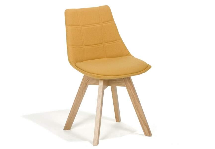 Chaise de salle à manger : le modèle Vintage People