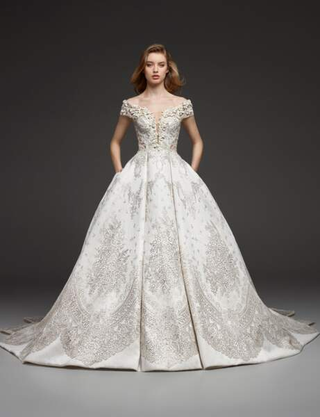 Robe de mariée Celeste