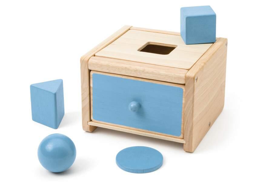 Une boîte à forme