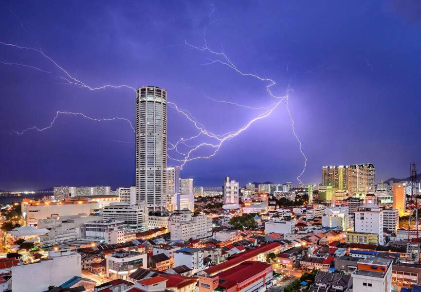 """Rêverie céleste"", Penang, Malaisie"