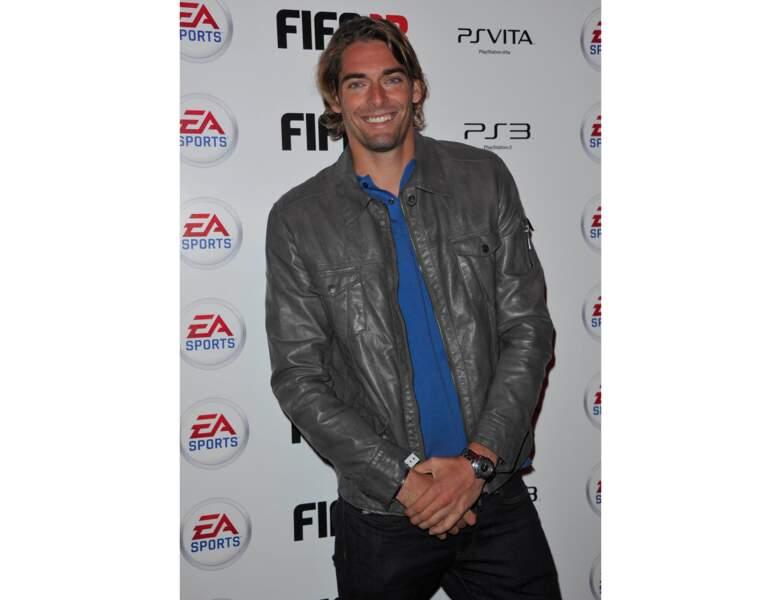 La même année, en 2012, il participe à la soirée Fifa dans la capitale