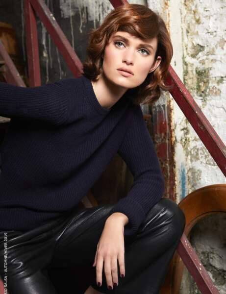 Coupe de cheveux : les plus beaux carrés de l'automne-hiver 2019/2020 - Femme Actuelle