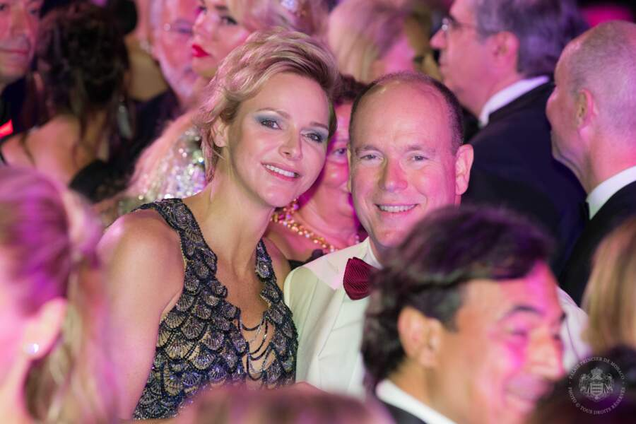Le prince Albert et Charlène de Monaco profitent d'une soirée à deux, sans leurs jumeaux