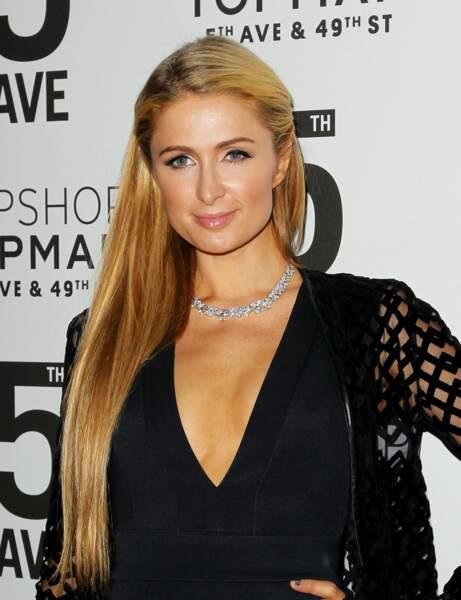 J'ai une mâchoire proéminente, j'adopte les extensions de Paris Hilton