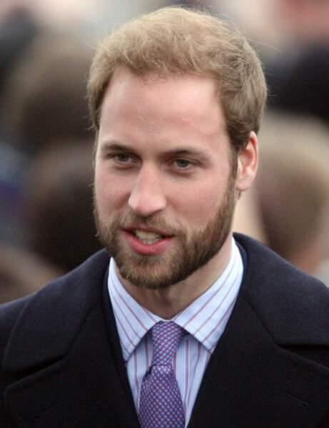 Le Prince William à 26 ans